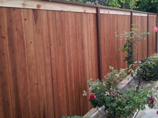 Wood & Vinyl Fences