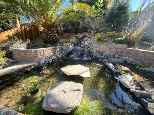 Ponds, Waterfalls, and Waterfeatures
